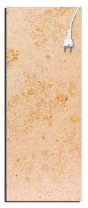 Infrarot Heizkörper mit Thermostat(MTC-40), 230 Volt/ 800 Watt Marmony