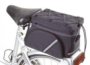 Fahrrad Gepäckträgertasche - multifunktionell Westfalia