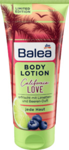 Balea Bodylotion California Love