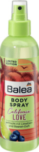 Balea Bodyspray California Love