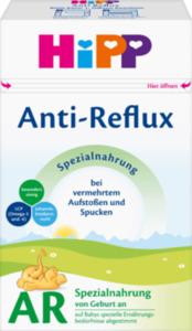 Hipp Spezialnahrung AR Anti-Reflux von Geburt an