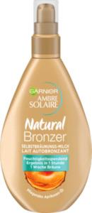 Garnier  Ambre Solaire Natural  Bronze Selbstbräunungsmilch