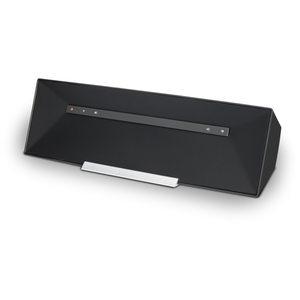 MEDION LIFE® P69055 WLAN Multiroom Lautsprecher, drahtloser Zugriff vom Smartphone, Tablet PC oder Notebook, AUX-In, Steuerung über App
