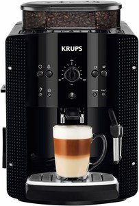 Krups EA 8108 Espresso-/Kaffeevollautomat schwarz