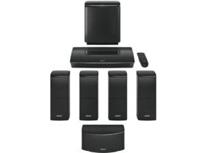 BOSE Lifestyle 600, 5.1 Heimkino-System, Bluetooth, Schwarz