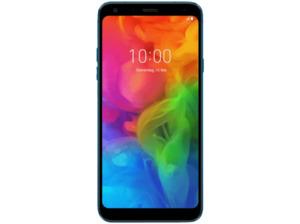 LG Q7+, Smartphone, 64 GB, Moroccan Blue