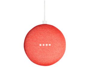 GOOGLE Home Mini, Smart Speaker mit Sprachsteuerung, WLAN