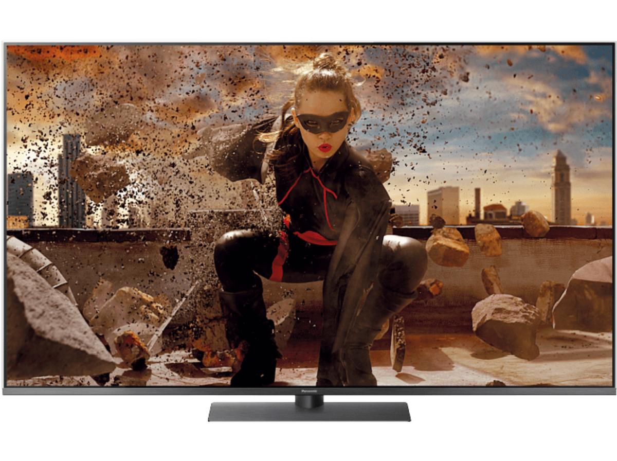 Bild 1 von PANASONIC TX-65FXW784, 164 cm (65 Zoll), UHD 4K, SMART TV, LED TV, 2400 Hz BMR IFC, DVB-T2 HD, DVB-C, DVB-S, DVB-S2