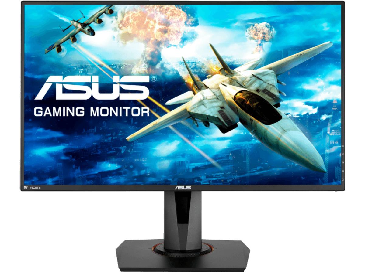 Bild 1 von ASUS VG278Q  Full-HD Gaming Monitor (1 ms Reaktionszeit, FreeSync, 144 Hz)