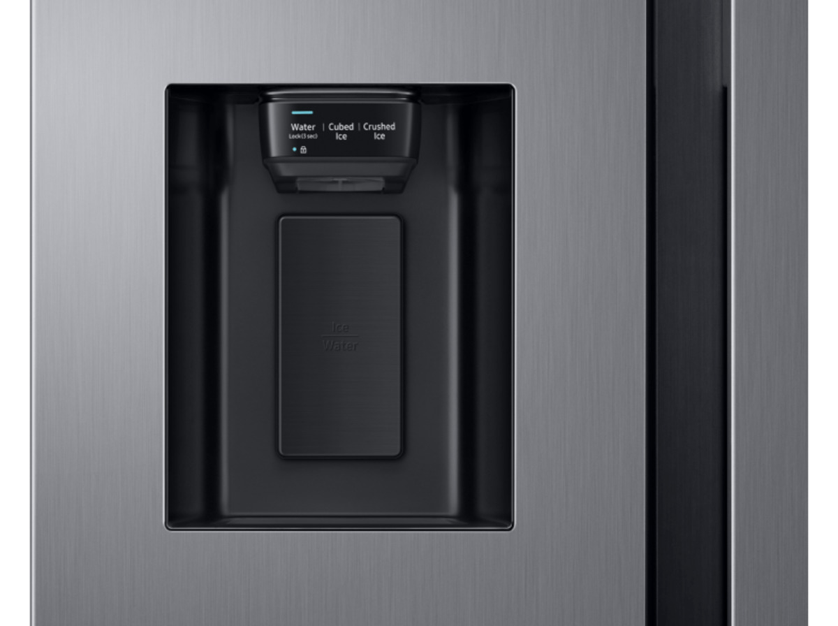 Bild 5 von SAMSUNG RS6GN8231S9/EG, Side-by-Side, A++, 1780 mm hoch, 912 mm breit, Edelstahl