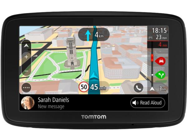 Saturn Micro Sd Karte.Tomtom Via 53 Eu Pkw Navigationsgerät Kartenmaterial Europa Micro Sd Slot Inkl Lifetime Card Updates