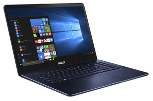 "Asus ZenBook Pro UX550GE / 15,6"" Full-HD / Intel Core i7-8750H / 16GB DDR4 / 512GB SSD / GeForce GTX 1050 / Windows 10"