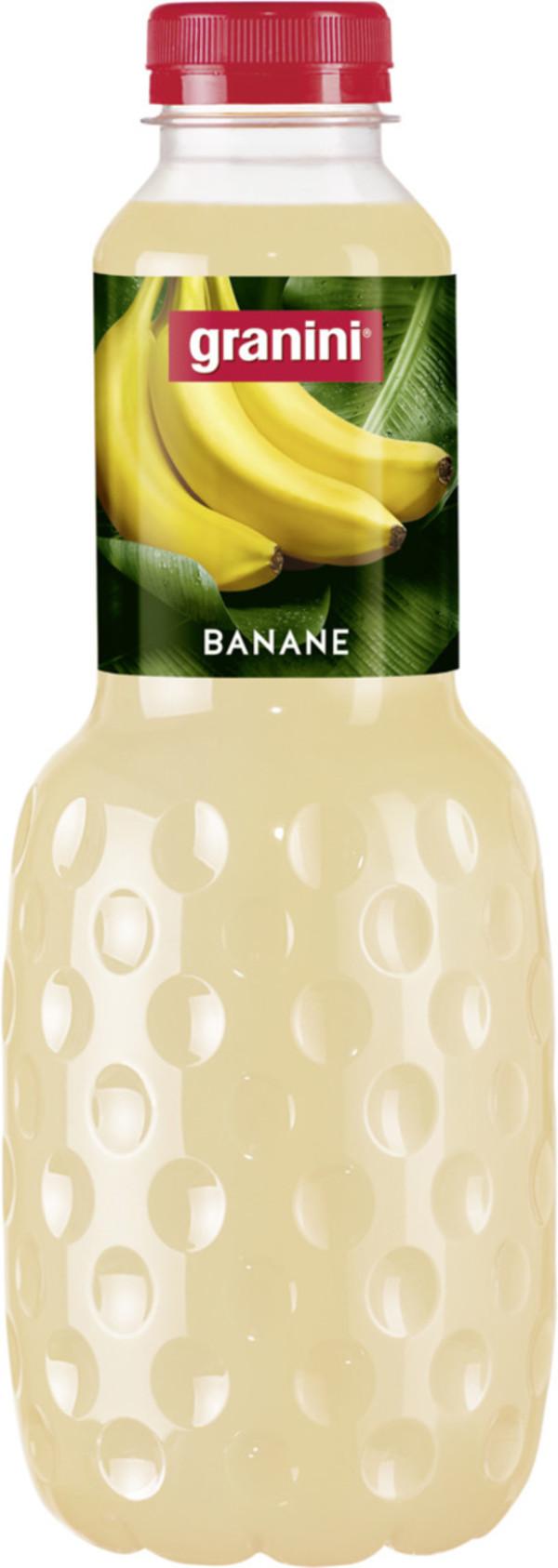 Granini Banane Nektar 1 ltr PET