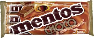 Mentos Caramel & Chocolate 3x 38 g