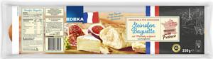 EDEKA La France Steinofen Baguette mit Meersalz verfeinert 250 g