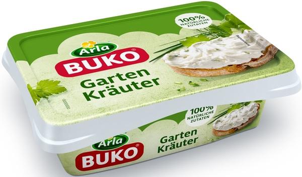 Arla Buko Frischkäse Gartenkräuter 200 g
