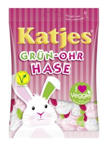 Katjes Grün-Ohr Hase 200 g