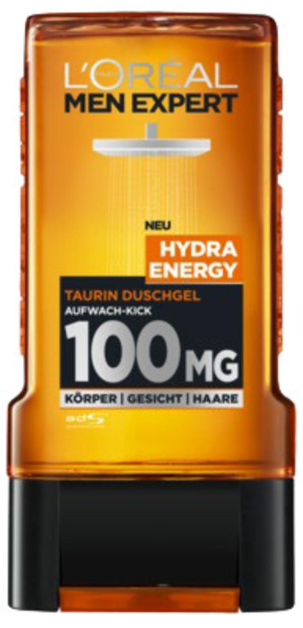 L'Oréal Men Expert Hydra Energy Taurin Duschgel 300 ml