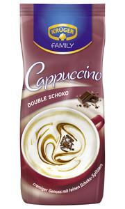 Krüger Family Cappuccino Double Schoko 500 g