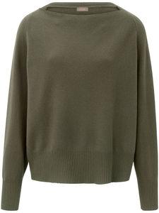 Pullover aus 100% Kaschmir include grün