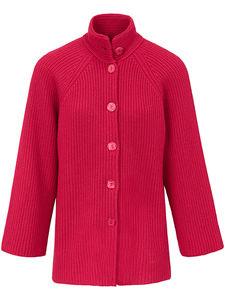 Strickjacke aus reinem Kaschmir Laura Biagiotti Donna pink