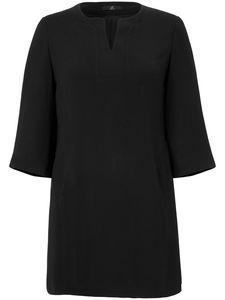 Long-Tunika oder als Kleid tragbar Emilia Lay schwarz