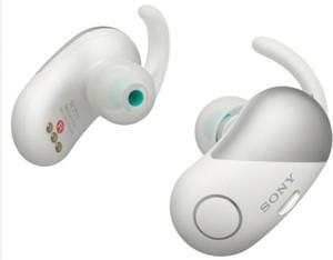 Sony Headset WF-SP700NW ,  drahtlos, weiß, Akku