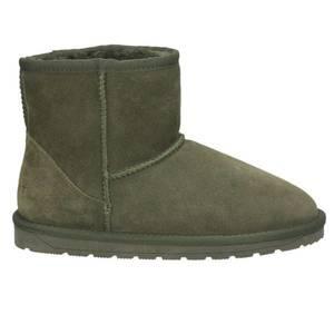 Damen Winter Boot, khaki