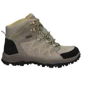 Damen Trekking Boot, hellbraun