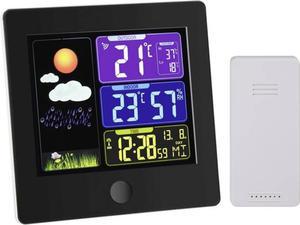 TFA SUN 35.1133.01 Funk-Wetterstation Vorhersage für 12 bis 24 Stunden