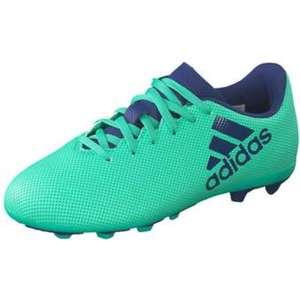 adidas performance X 17.4 FxG J Fußball Mädchen|Jungen grün