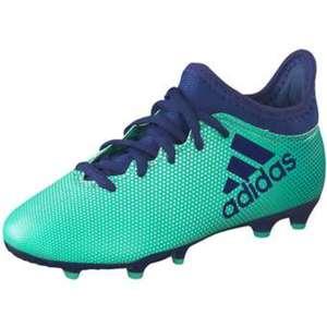 adidas performance X 17.3 FG J Fußball Mädchen|Jungen grün