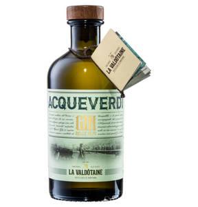 La Valdôtaine Gin Acqueverdi, 0,7l