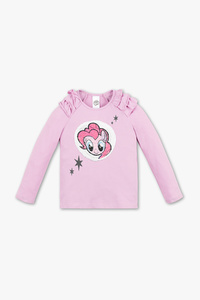 My Little Pony - Langarmshirt - Glanz Effekt