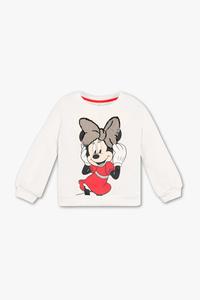 Minnie Maus - Sweatshirt - Glanz Effekt