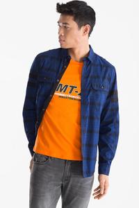 Angelo Litrico         Hemd mit T-Shirt - Kent