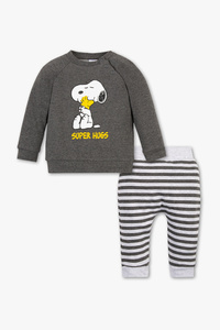 Baby Club         Peanuts - Baby-Outfit - 2 teilig