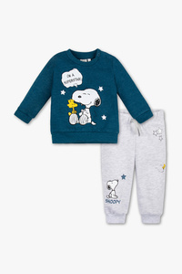 Peanuts - Baby-Outfit - 2 teilig