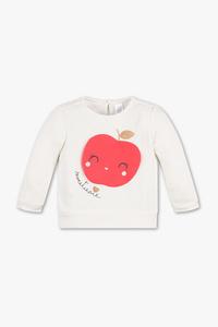 Baby Club         Baby-Sweatshirt - gepunktet