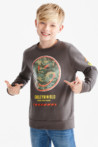 Here and There         Smiley World - Sweatshirt