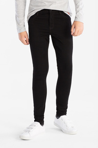 Here and There         THE SUPER SKINNY JEANS - Jog Denim - Bio-Baumwolle