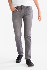 Here and There         THE SLIM JEANS - extra-weiter-Bund