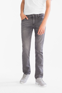 Here and There         THE SUPER SKINNY JEANS - extra-schmaler Bund