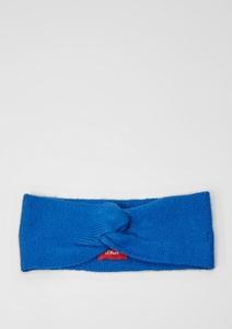 Stirnband aus Feinstrick