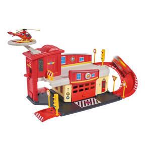 DICKIE TOYS             Feuerwehrmann Sam Rettungsstation