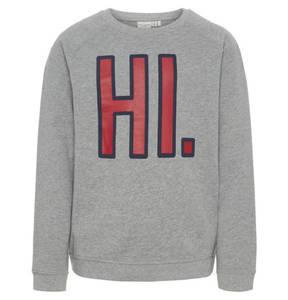 name it             Sweatshirt, Print, für Mädchen