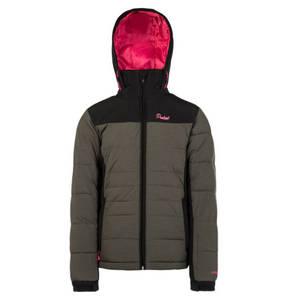 "PROTEST             Ski-Jacke "" Amour"" Kapuze, für Mädchen"