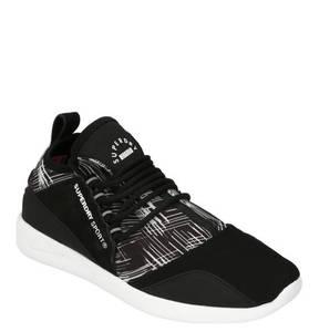 """Superdry             Sneaker """"SUPERLITE RUNNER"""", Leder-Detail, Print"""