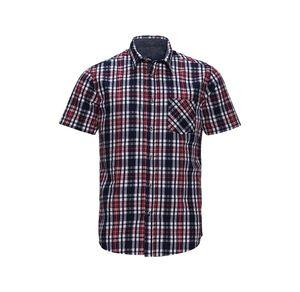 Reward classic Herren-Seersucker-Hemd mit tollem Karomuster