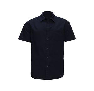 Reward classic Herren-Seersucker-Hemd mit 1 Brusttasche